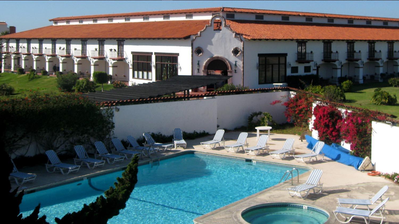 Hotel Hacienda Bajamar vista