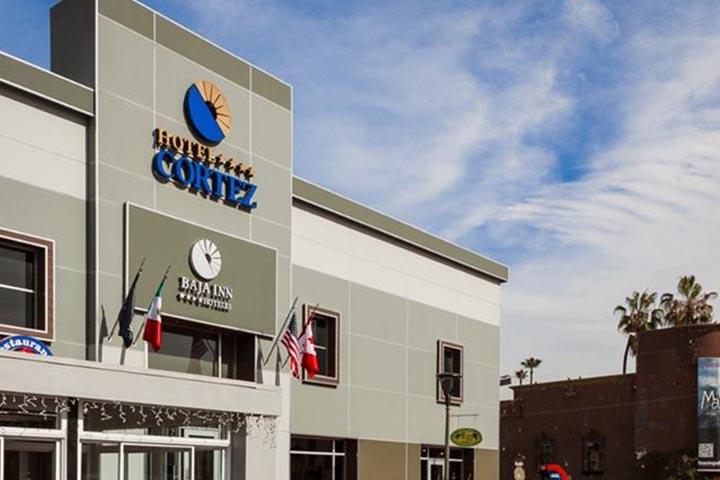 Hotel Cortez Baja Inn