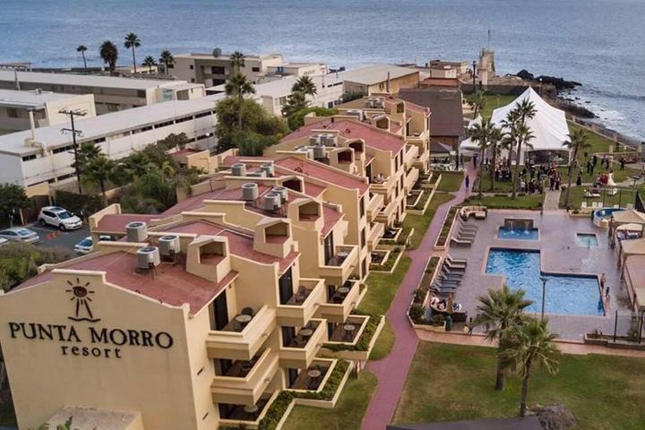 Hotel Punta Morro Ensenada