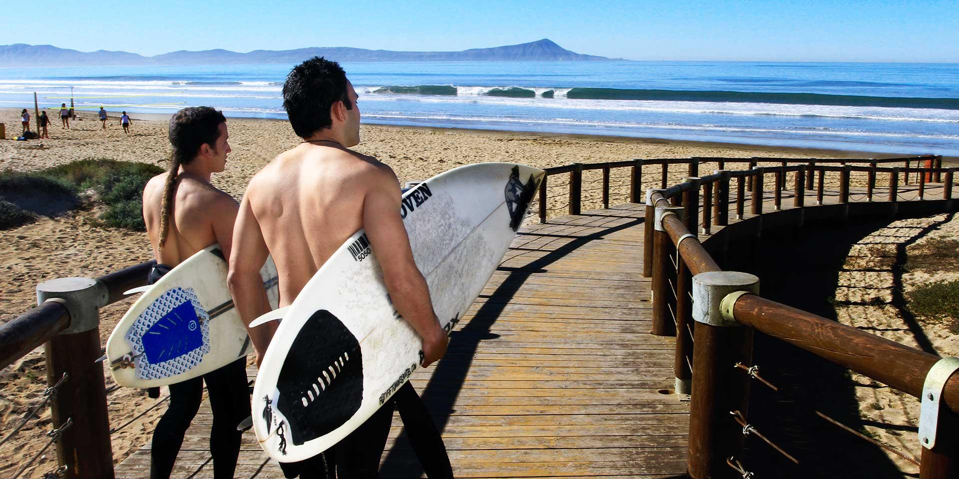 Surf Baja California