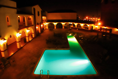 Hotel Mision Santa Isabel en Ensenada
