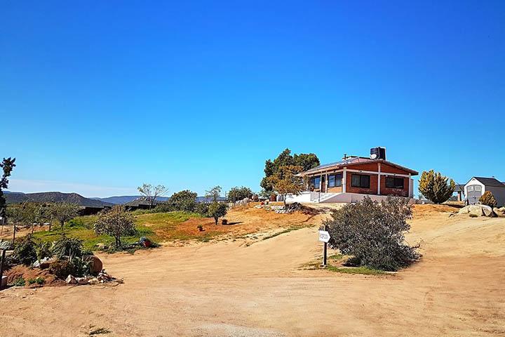 Cabaña En La Ruta Del Vino Ensenada