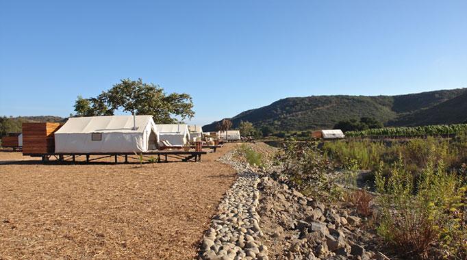 Cuatro Cuatros Cabanas Ensenada