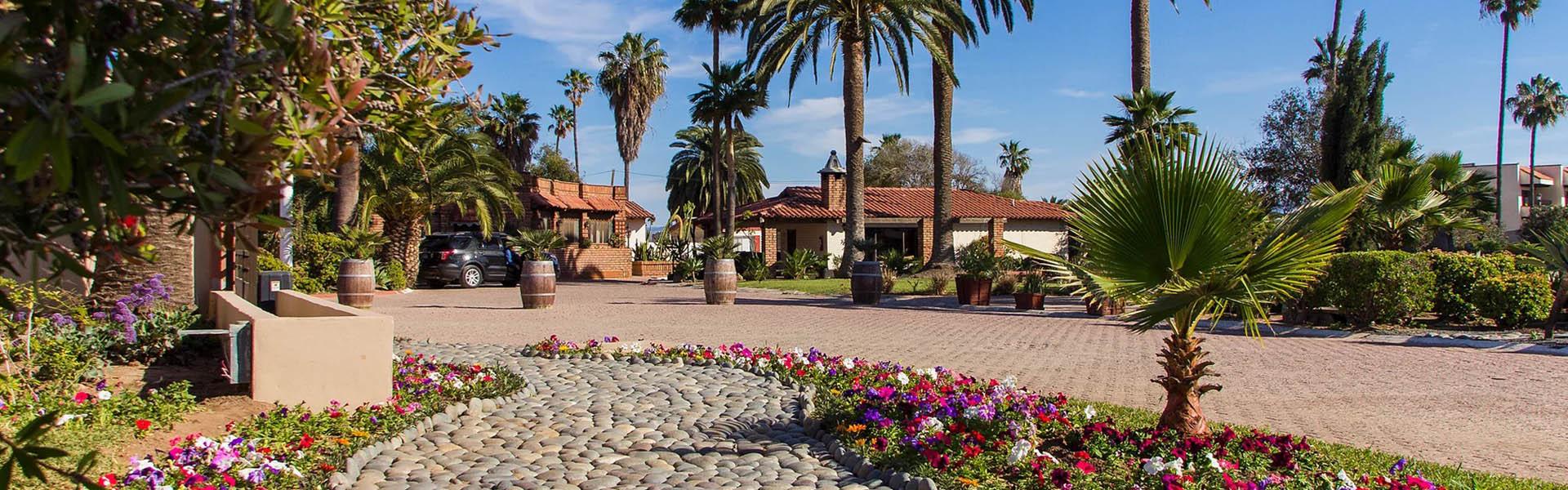 Quintas Papagay Ensenada Baja California