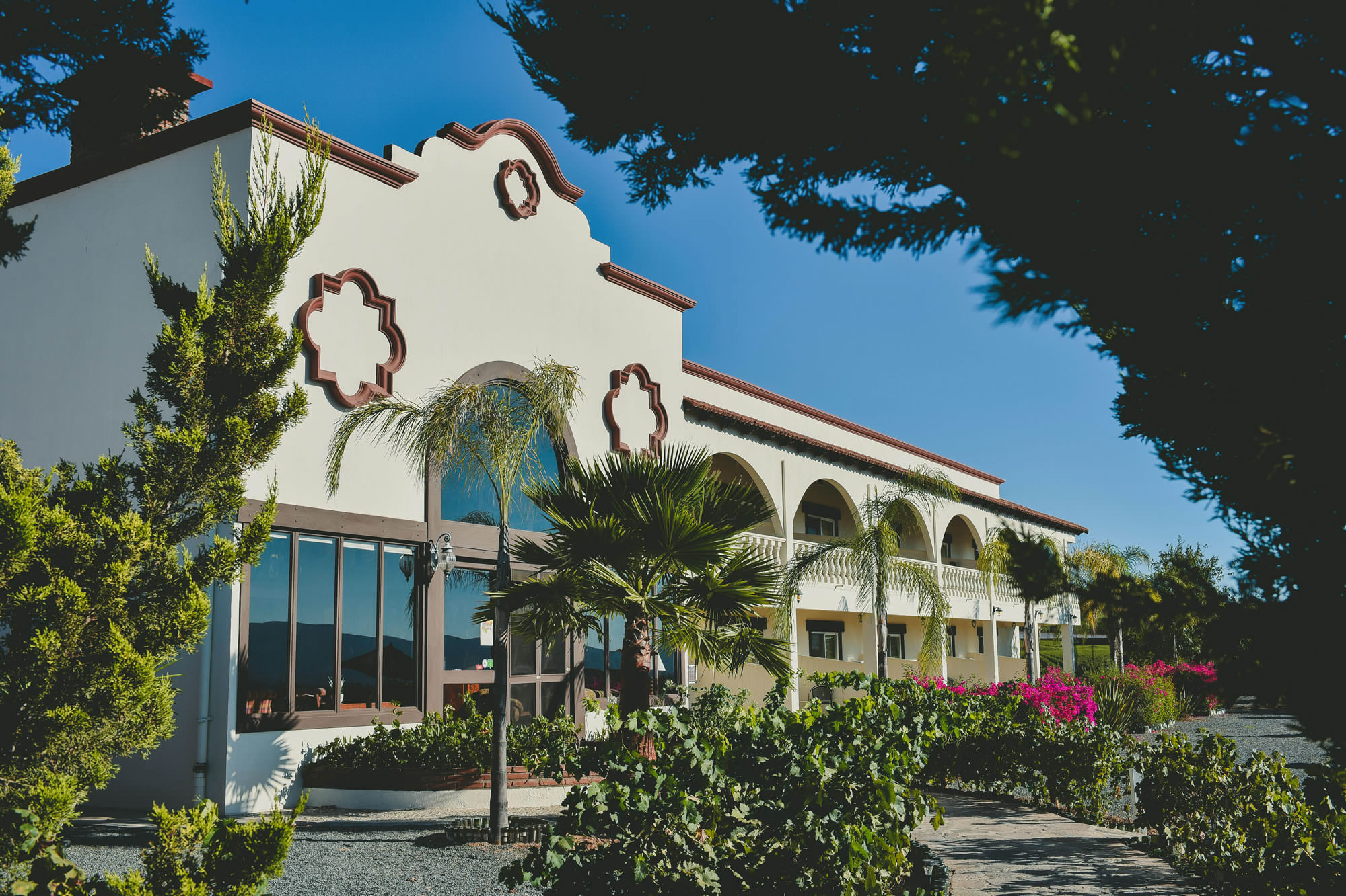 Hacienda Guadalupe Ensenada