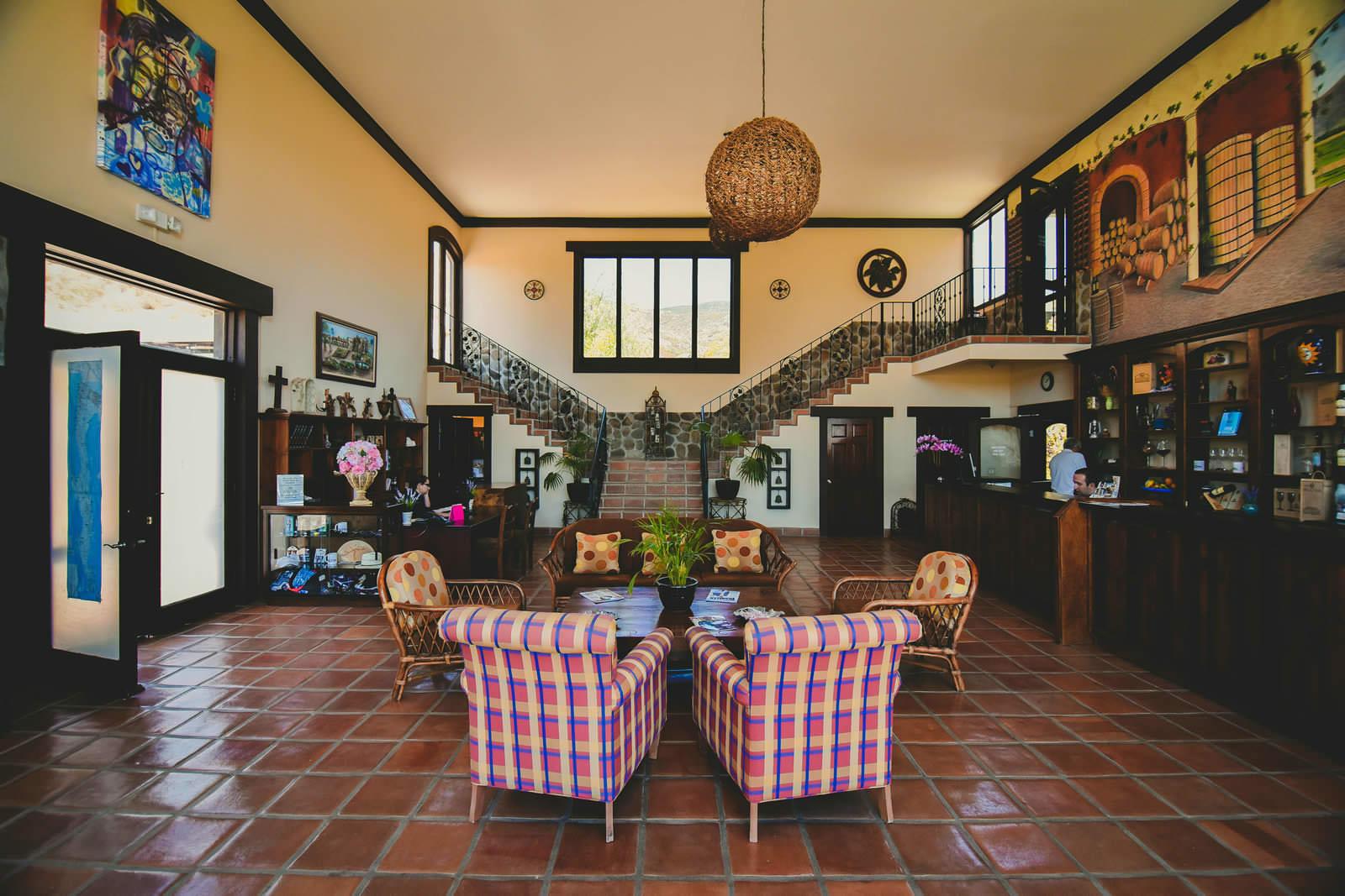 Hacienda Guadalupe Restaurante Ensenada