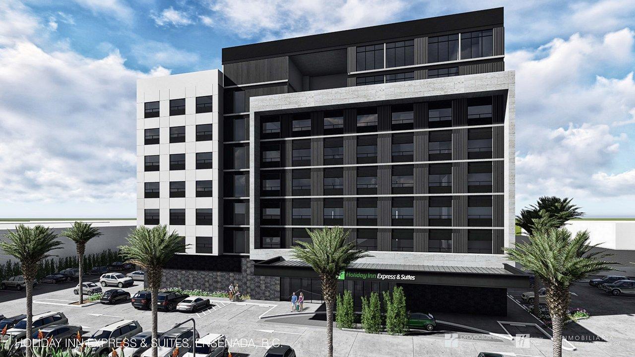 Hotel Holiday Inn render